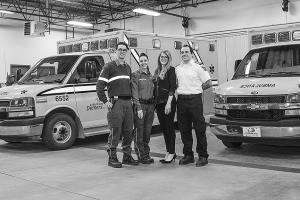 Ambulances-Demers